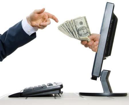 صورة الربح من الانترنت