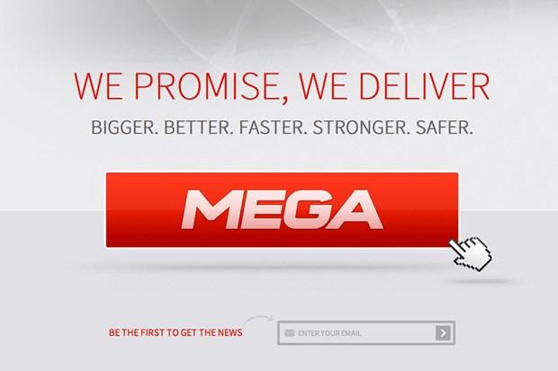 توقف الموقع الجديد لميغا أبلود