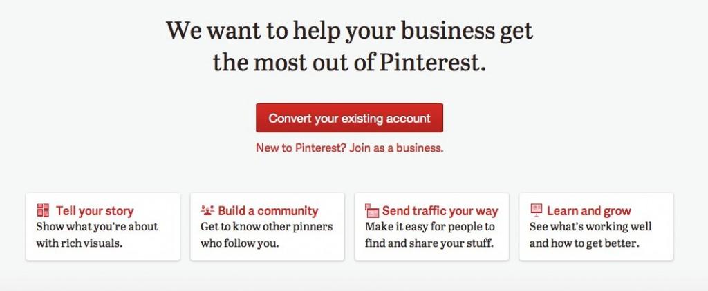 Pinterest تفتح الباب ***ابات الشركات