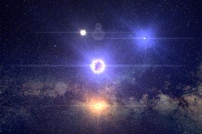 استكشف النجوم المجاورة بإستخدام موقع