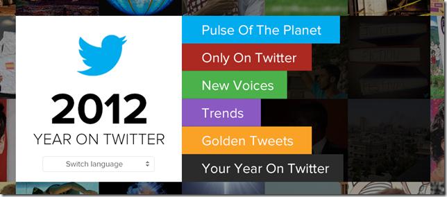 تويتر 2012