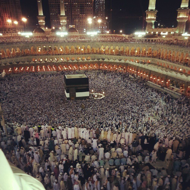 رحلة المسلمين إلى مكة للحج
