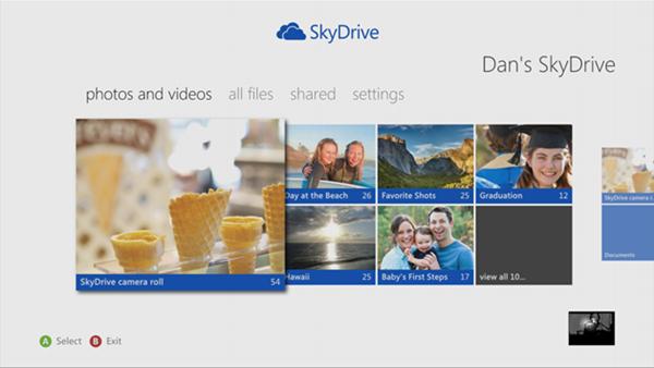 تطبيق سكاي درايف للاكس بوكس 360