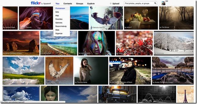 فليكر