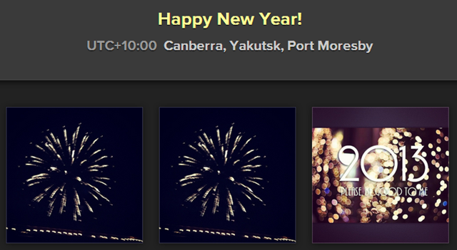 انستقرام يطلق صفحة خاصة باحتفلات
