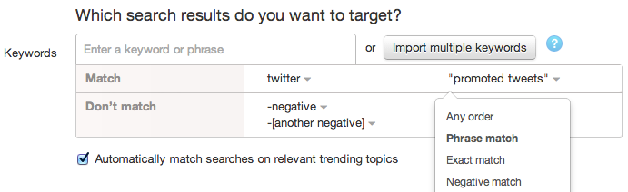 تويتر تحسن استهداف التغريدات الترويجية