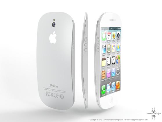 iphone 5 ciccaresedesign 011 آبل تعمل على الايفون 6