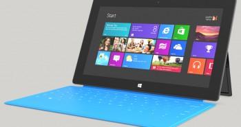 مايكروسوفت تؤكد عملها على لوحي surface بقياس اصغر
