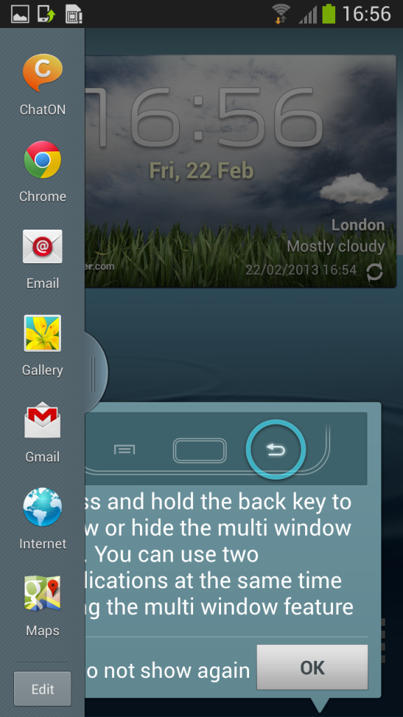 android jelly bean on samsung galaxy s3