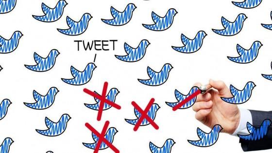 تويتر يبدأ بتقليص أحرف التغريدة