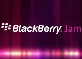 BlackBerry 10 Jam
