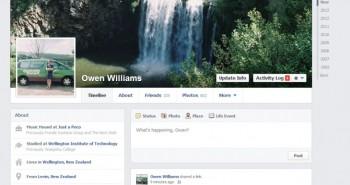 فيس بوك تكشف قريباً عن الشكل الجديد للتايم لاين