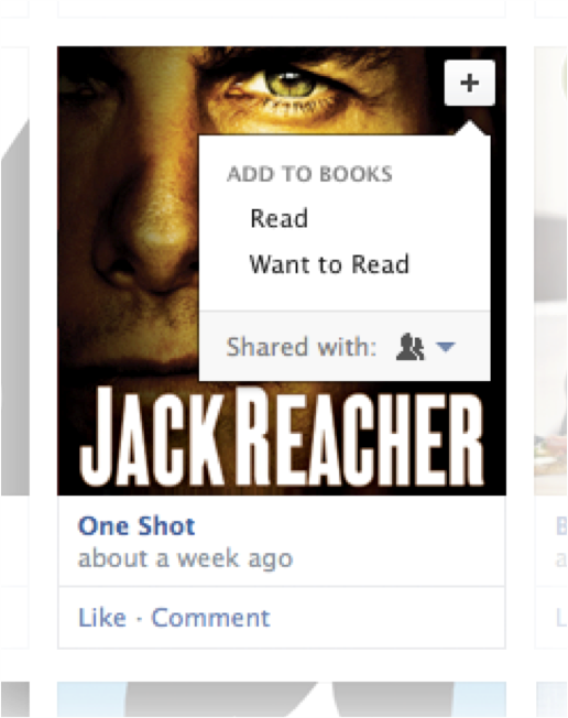 facebook timeline  books 1