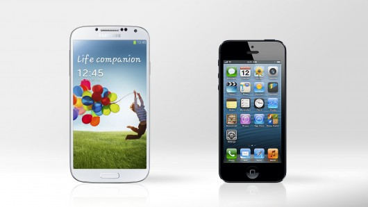 iphone 5 vs galaxy s4 Galaxy S 4 achieves 10 million in less than a month