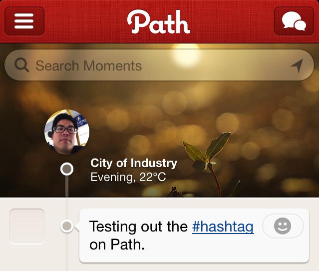 path-hashtag