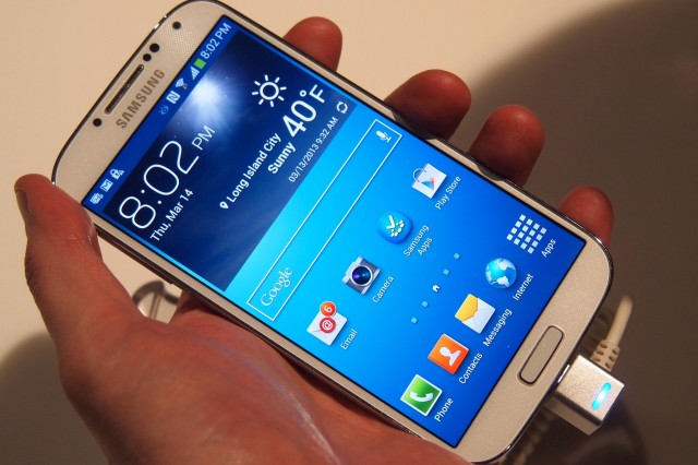 samsung galaxy s4 angled expectations to sell 80 million Samsung Galaxy S device 4 with the end of the year