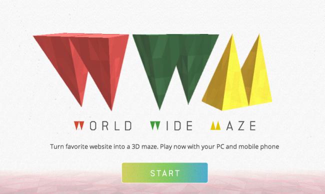 world-wide-maze