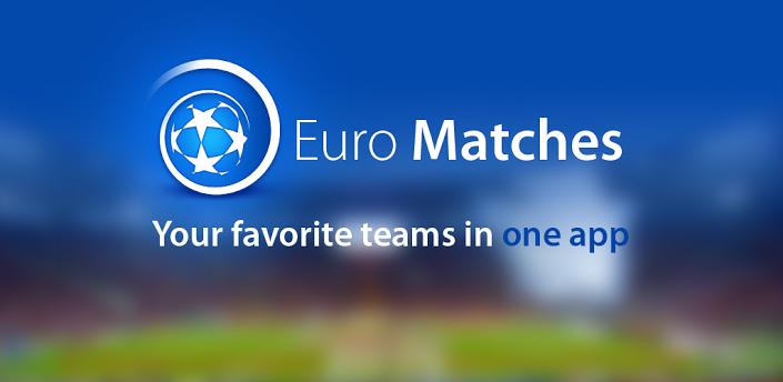 المباريات الأوروبية