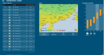 تحديث تطبيق الطقس من Bing على ويندوز 8