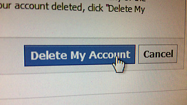facebook delete my account