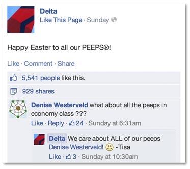 facebook replies