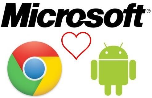 مايكروسوفت تعقد اتفاقية مع فوكسكون لترخيص براءات اختراع لأجهزة أندرويد