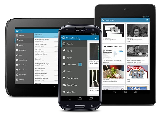 wordpress-android