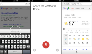 Chrome for iOS 2 updated Chrome browser on Android brings the full screen feature