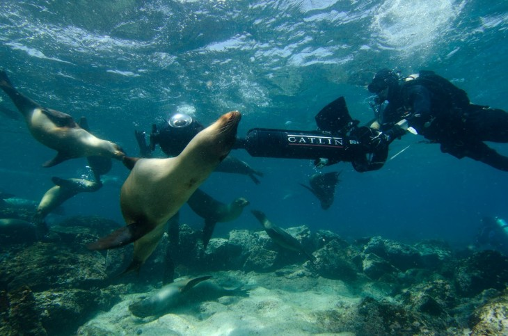 GP3 Google takes you on a journey of beauty and splendor: the Galapagos Islands