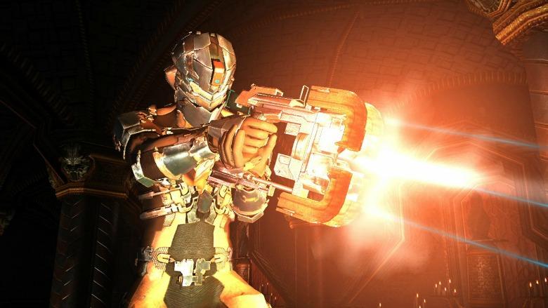 أول سلاح متطور مستوحى من لعبة Dead Space [فيديو]