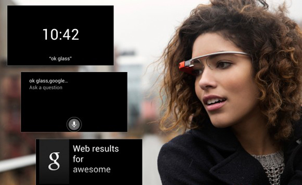 googleglassapps applications Facebook and Twitter coming to Google glasses