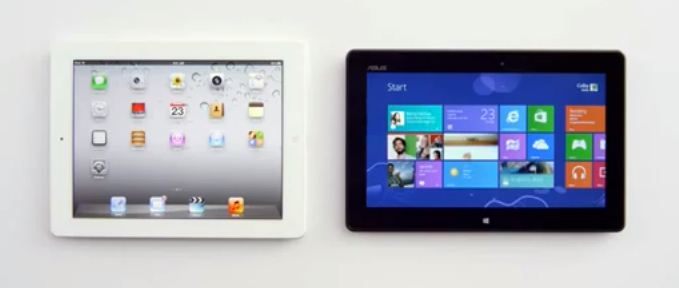 ipad windows 8