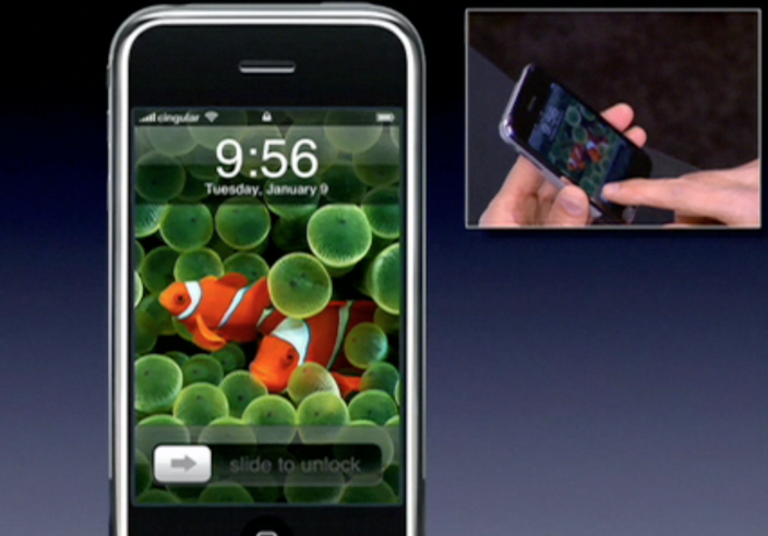 iphone all the details about the system design iOS 7