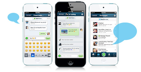 keek Cake update on the iPhone brings special messages and more