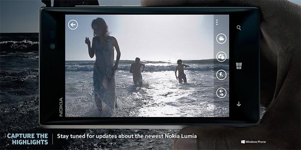 نوكيا تعلن رسمياً عن هاتف لوميا 928