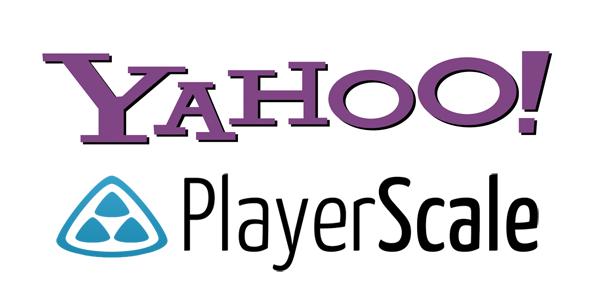 playerscale yahoo 598x300 ياهو تستحوذ على شركة PlayerScal المختصه في الألعاب