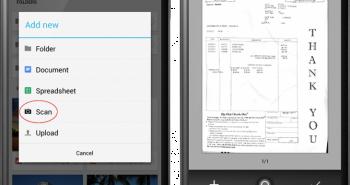 تحديث تطبيق قوقل درايف يقدم تصميم ومزايا جديدة