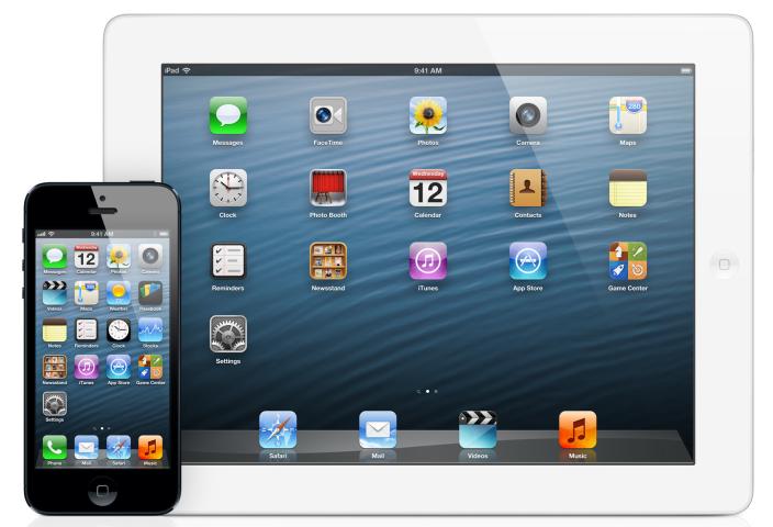 الشاشة الرئيسية IOS 7