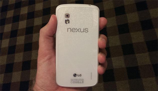 white nexus 4 630 white Nexus 4 and the new copy Android