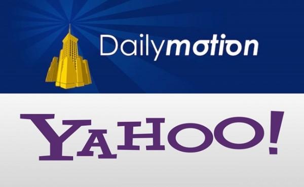yahoo dailymotion