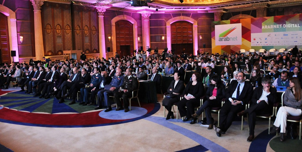 ArabNet Digital Summit - Audience