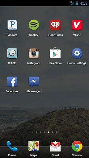 تحديث: لتطبيق الفيسبوك Facebook Home