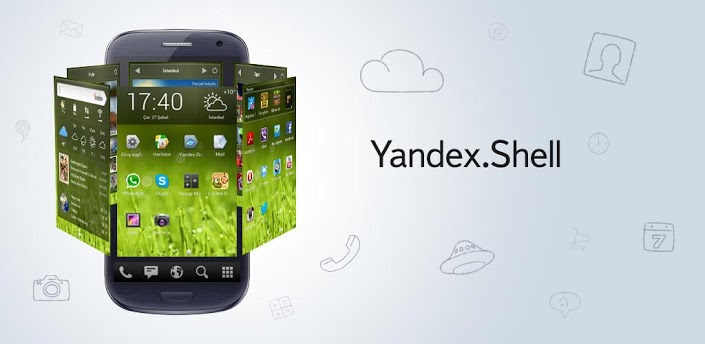 Yandex shell Yandex offers triple interface dimensional devices Alandroed of