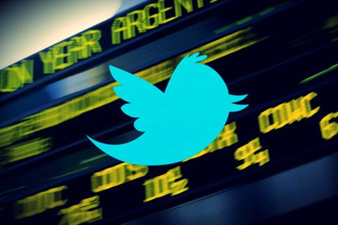 تويتر يستعد للانضمام إلى الاكتتاب نهاية هذا العام تويتر تتأهب للاكتتاب نهاية عام 2013