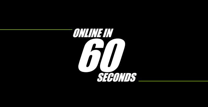 ماذا يحدث على الإنترنت خلال 60 ثانية فقط؟
