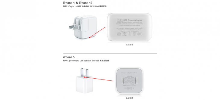 Apple Adapter China Pic
