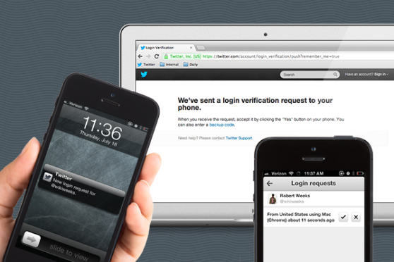 تويتر تويتر يزيد من الإجراءات الأمنية إلى خاصية التحقق بخطوتين