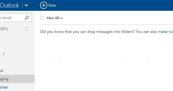 Outlook.com لا يزال يعاني من انقطاع الخدمات