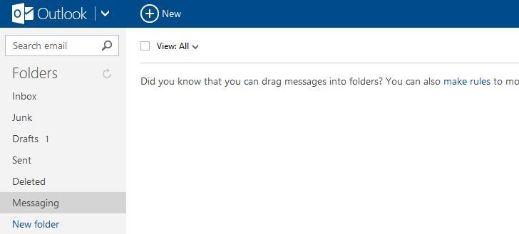 مازال المستخدمين غير قادرين من الحصول على بريدهم الإلكتروني الخاص بـ Outlook.com عبر هواتفهم المحمولة