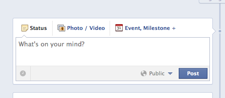 Scheduled-Posting-on-Facebook-Shot-of-Status-Box